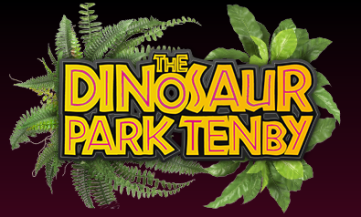 The Dinosaur Park, 21 miles from Mountain Farm http://www.thedinosaurpark.co.uk/index.php