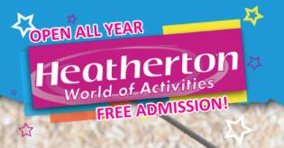 Heatherton Activities Sports and Theme Park • Pembrokeshire, 17 miles from Mountain Farm http://www.heatherton.co.uk/