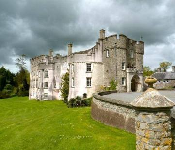 Picton Castle & Gardens, 10 miles from Mountain Farm http://www.pictoncastle.co.uk/